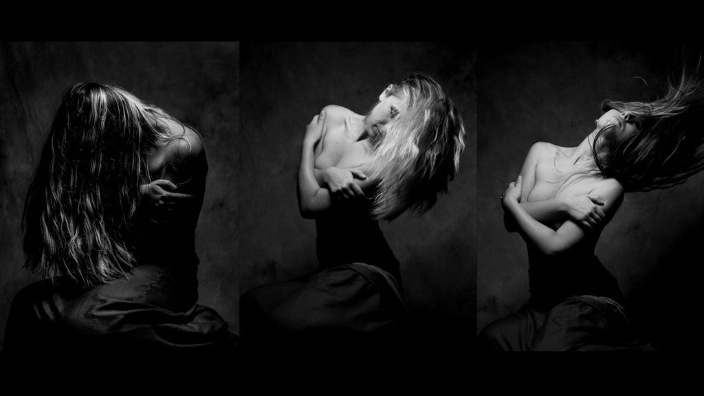 Portrait Photography Studies – The Anatomy of a Hair Flip